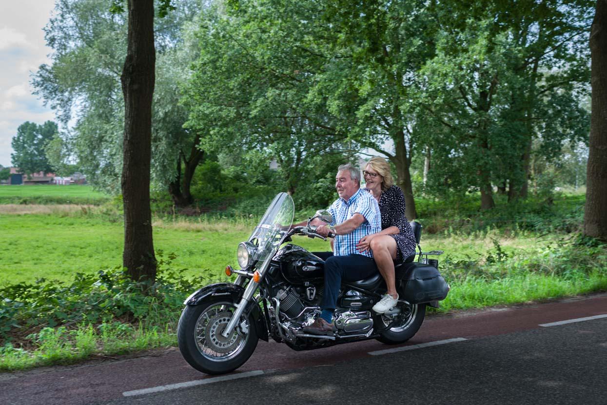 Loveshoot Motor Natuur Dommel Brabant