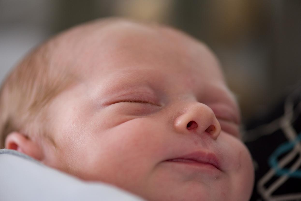 Kraamreportage Newborn